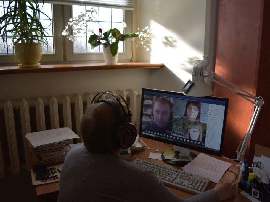 Virtualios kūrybinės dirbtuvės