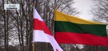 Solidarumo akcija Baltarusijai sulaukė atgalinio ryšio