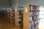 Bibliotekos paslaugos nuo rugsėjo 13 dienos