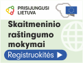 Prisijungusi Lietuva – mokymai